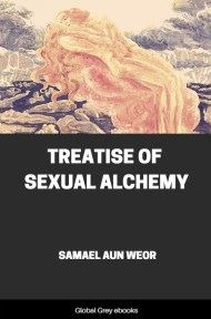 cover page for the Global Grey edition of Treatise of Sexual Alchemy by Samael Aun Weor