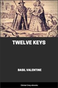Twelve Keys By Basil Valentine
