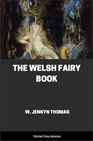 The Welsh Fairy Book By W. Jenkyn Thomas