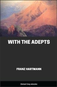With the Adepts By Franz Hartmann