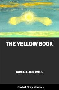 cover page for the Global Grey edition of The Yellow Book by Samael Aun Weor